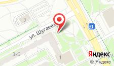 Апартаменты на Шугаева 3/3 на карте