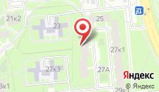 Апартаменты Апартаменты на Русиянова на карте