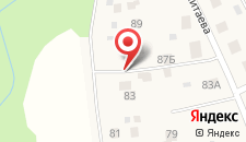 Усадьба Ельница на карте