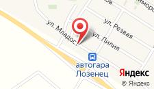 Отель Stefanov 2 Hotel на карте