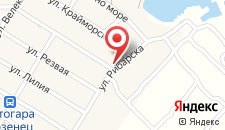 Гостевой дом Guest House Starata Kushta на карте