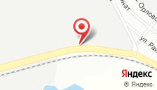 Отель Adamo Hotel на карте