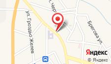 Гостевой дом Dom Zaharievi на карте