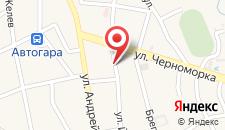 Апартаменты Morski Rai Apartments на карте