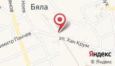 Курортный отель Complex Terazini на карте