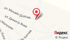 Апартаменты Bazdarovi Apartment на карте