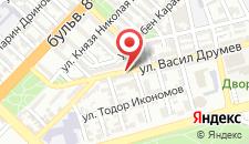 Апартаменты Lider Apartment на карте