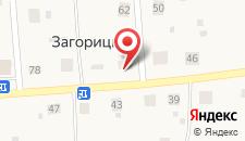Мини-гостиница Скобарь на карте