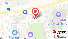 Апартаменты В Видном на карте