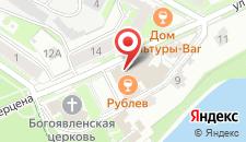 Отель Old Estate на карте