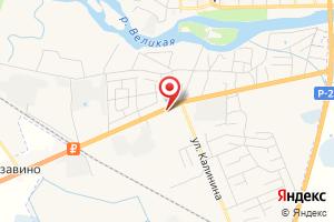 Адрес Псковэнергоагент Островский участок на карте