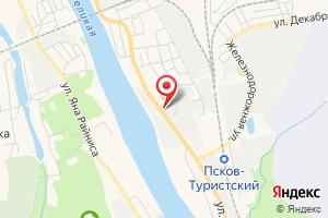 Адрес Производственная база Горводоканал на карте