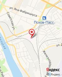 Поликлиника на СТ. Псков