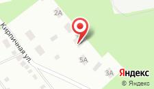 Гостевой дом Псков на карте