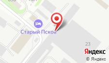 Мини-отель Любятово на карте