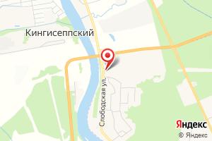 Адрес Газпром трансгаз Санкт-Петербург на карте