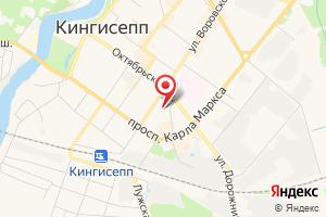 Адрес Газораспределительная подстанция № 5 на карте