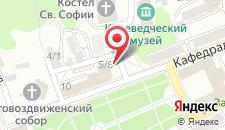 Отель Reikartz на карте