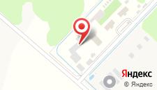 Эко-отель У Фролова на карте