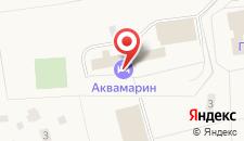 Курортный отель Аквамарин на карте