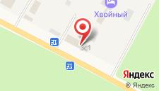 База отдыха Азимут на карте