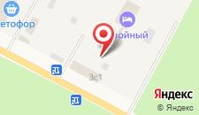 Парк-Отель Хвойный на карте
