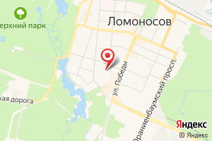 Адрес Петербургтеплоэнерг, химическая лаборатория на карте
