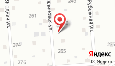 Шале Фахверк в Ропше на карте