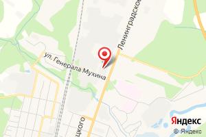Адрес Электрическая подстанция Лужская на карте