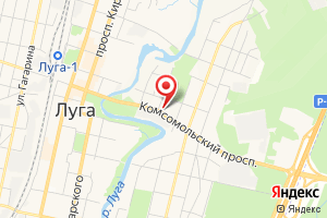 Адрес РКС-энерго на карте