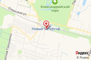 Адрес Водоснабжение Санкт-Петербурга на карте