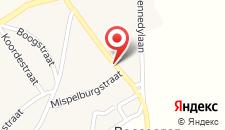 Апартаменты Duinenzicht II на карте