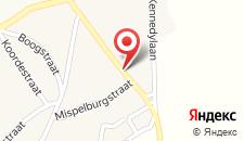 Апартаменты Apartment Vosseslag на карте