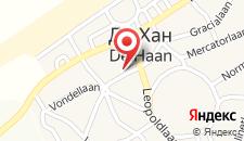 Отель Hotel De Gouden Haan на карте