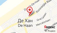Апарт-отель ApartMoment (De Coqisserie) на карте