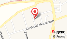Отель Les Ecureuils на карте