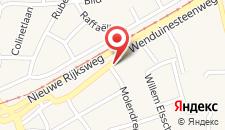 Отель Hotel 't Bosje на карте