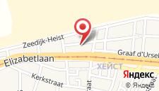 Отель Hotel Ter Duinen на карте