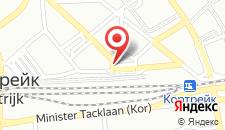 Отель Parkhotel Kortrijk на карте