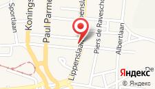 Отель Hotel Prins Boudewijn на карте
