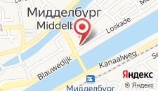 Отель Hotel De Nieuwe Doelen на карте