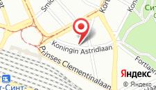 Отель Hotel Carlton на карте
