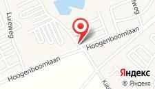 Парк-Отель Vakantiepark Schouwen на карте