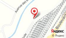 Отель Congres Hotel Mons Van der Valk на карте