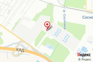 Адрес Администрация Юго-Западных очистных сооружений Санкт-Петербурга на карте