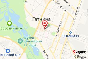 Адрес Лидер Проект на карте