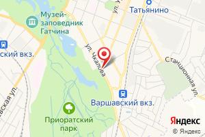 Адрес Газтрой на карте