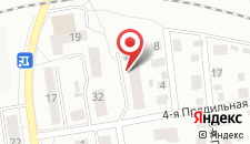Апартаменты Пролетарская 19 на карте