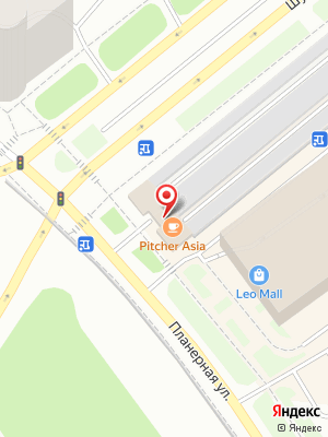 Ресторан Вилка на карте