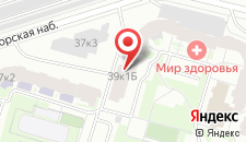 Бутик-Отель Гранд на карте